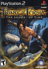 Prince of Persia Sands of Time Demo Disc