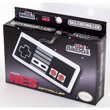 NES Controller Old Skool