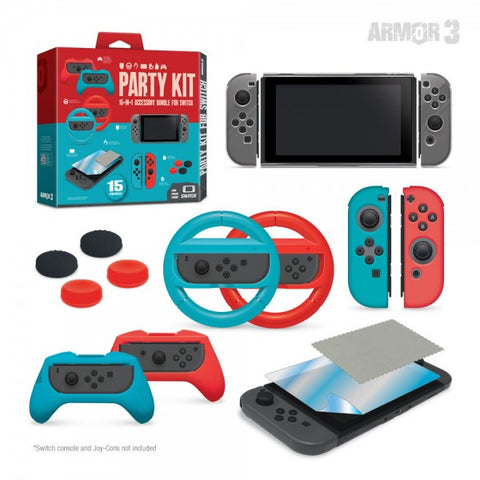 Party Kit for Switch - Armor3