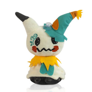 Pokemon Mimikyu Halloween 10 Inch Plush