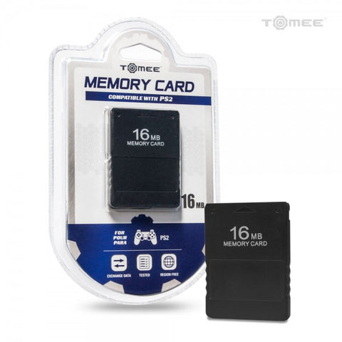16MB Memory Card PS2