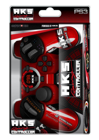 HKS Premium Racing Controller Playstation 3