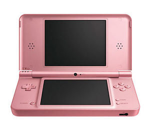 Metallic Rose Nintendo DS Lite
