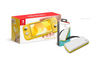 Nintendo Switch Lite & EVA Hard Shell Carrying Case Bundle (NEW SEALED)