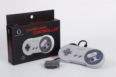 SNES Controller Single - GamerzTek