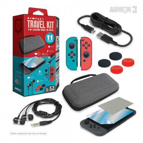 Travel Kit for Switch - Armor3
