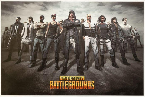 PUBG Player Unknown's Battleground