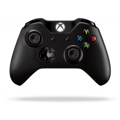 Xbox One Wireless Controller (Black) - Microsoft