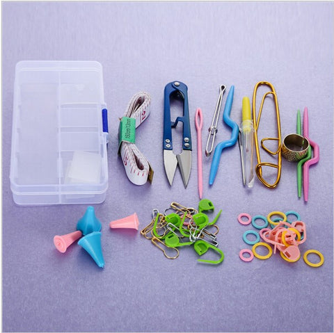 Knit Mate Tool Kit With Case