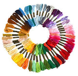 50-Color Sewing Thread Pack