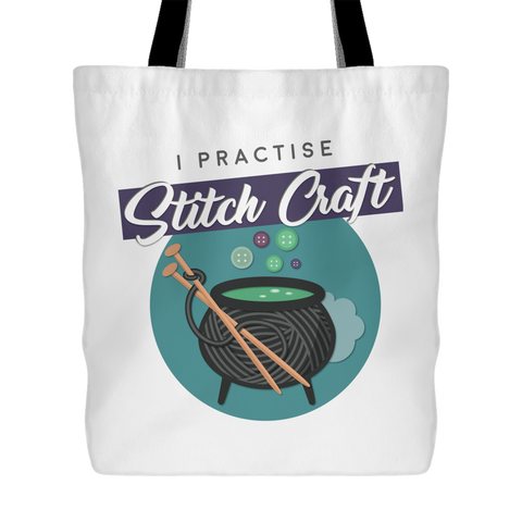 Exclusive Stitch Craft Tote Bag (UK Version)
