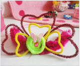Chenille Stem Craft Pipe Cleaners  [FREE + Shipping]