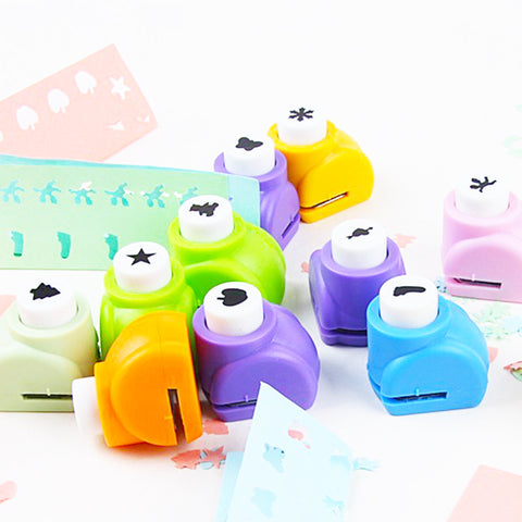 Mini Paper Punches