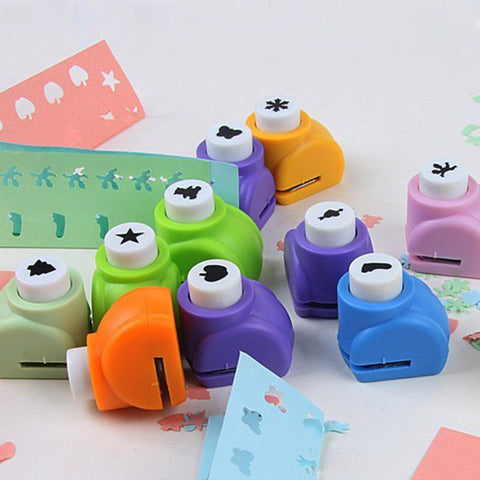 Mini Paper Punches (3-FOR-2)
