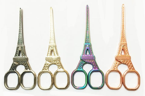 Retro Eiffel Tower Craft Scissors