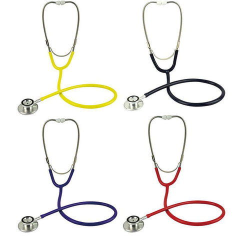 Portable Dual Head Clinical Stethoscope