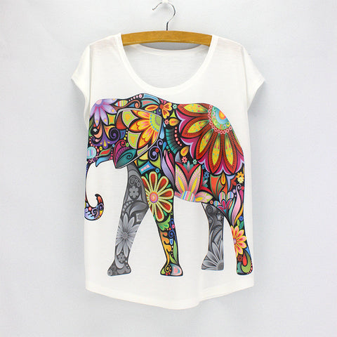 Printed T-shirts for Women