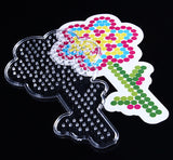 Hama/Perler-Style Bead Pegboards With Printed Templates (3-FOR-2)