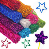 Chenille Stem Craft Pipe Cleaners