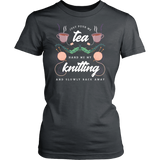 Exclusive Tea & Knitting Women's Shirt