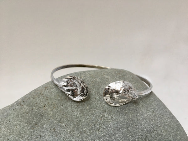 Two Halves Oyster Cuff