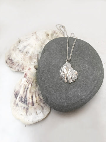 Classic Oyster Drop Pendant