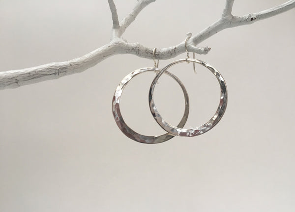 Large Eclipse Earrings