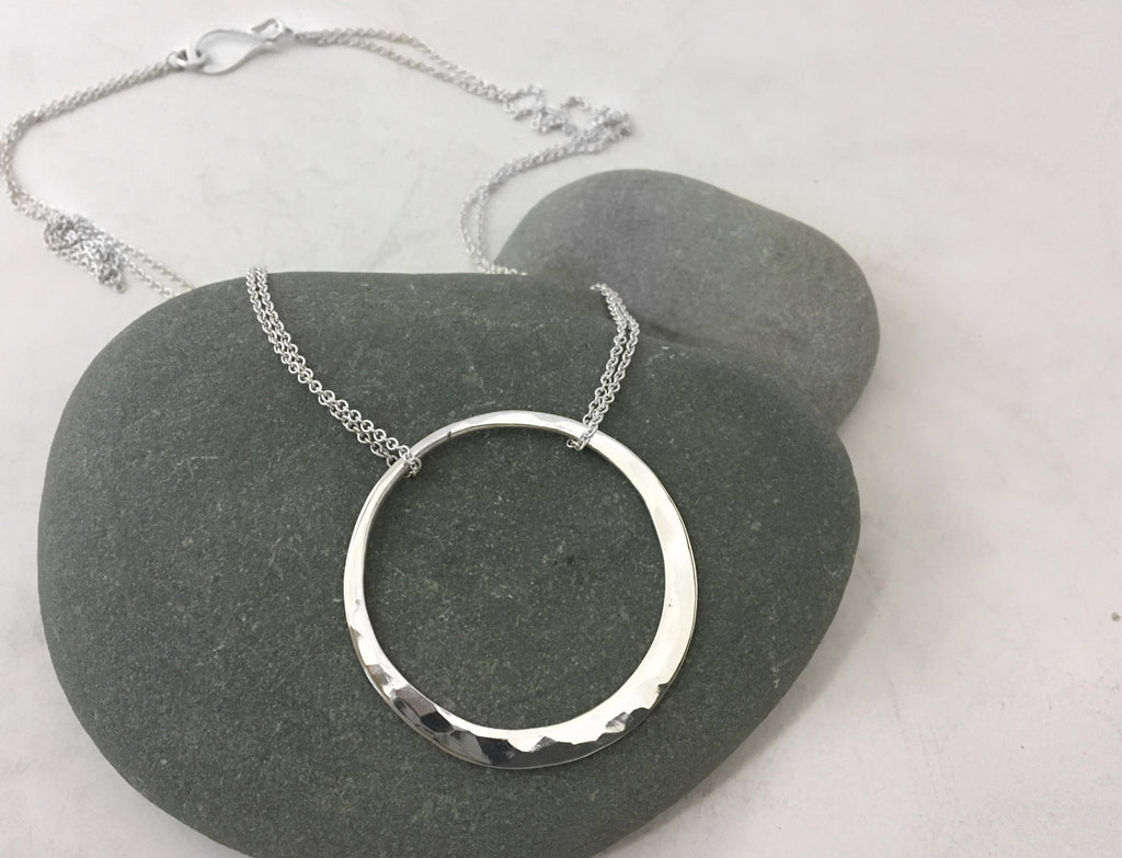 Statement Eclipse Necklace