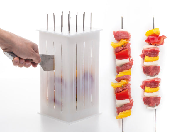 Buy One And Get One FREE: Meat Skewer Maker