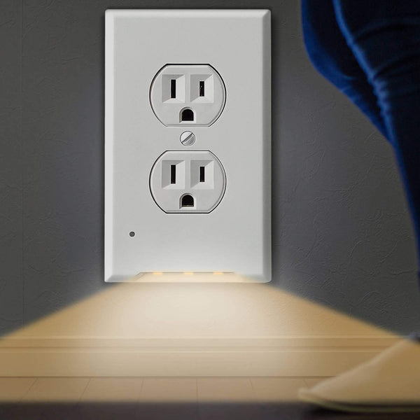 Buy One And Get One Free: Pair of LED Outlets