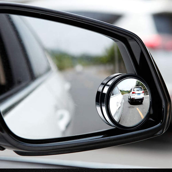 Buy One And Get One Free: Car Blindspot Mirror Set