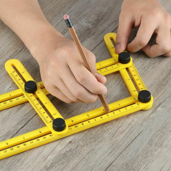 Buy One And Get One Free: Professional Angle Ruler