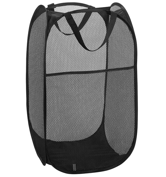 Mesh Laundry Hamper