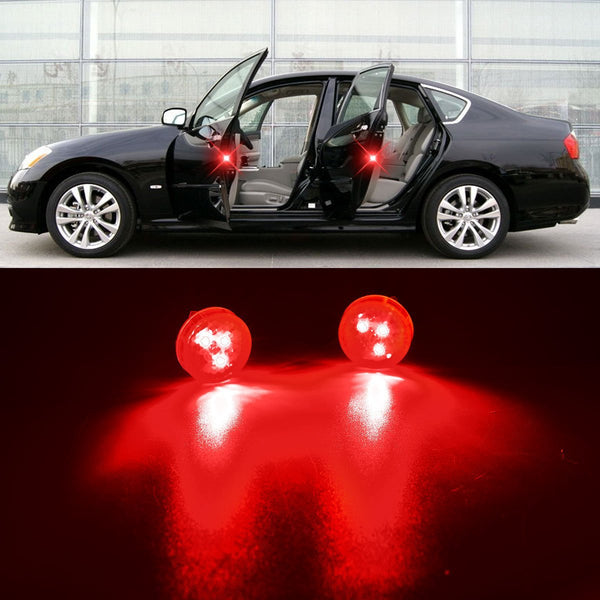 Car Door Warning Lights (Pair)