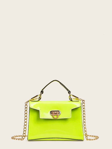 Lime Me Up Mini Bag