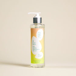 Body wash with Calming Chamomile & Olive Oil 8oz - Fahari Naturals