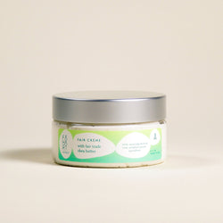 Fair Creme with Fair Trade Shea Butter 8 oz - Fahari Naturals