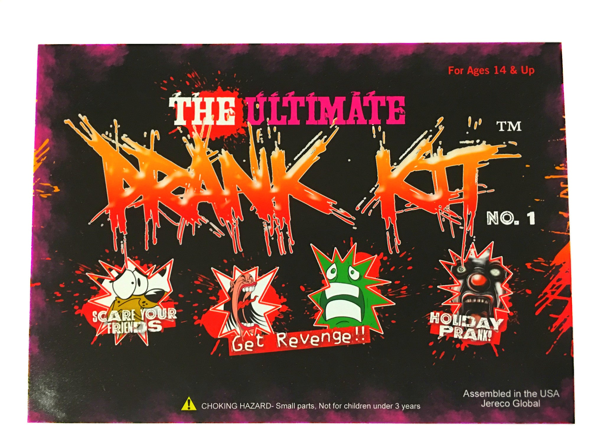 THE FASCINATING HISTORY OF THE ULTIMATE PRANK KIT