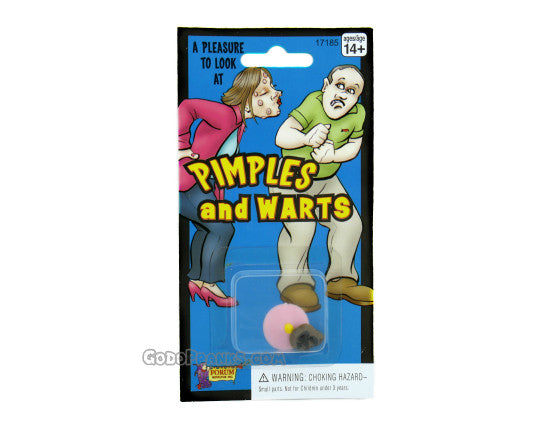 Pimples and Warts