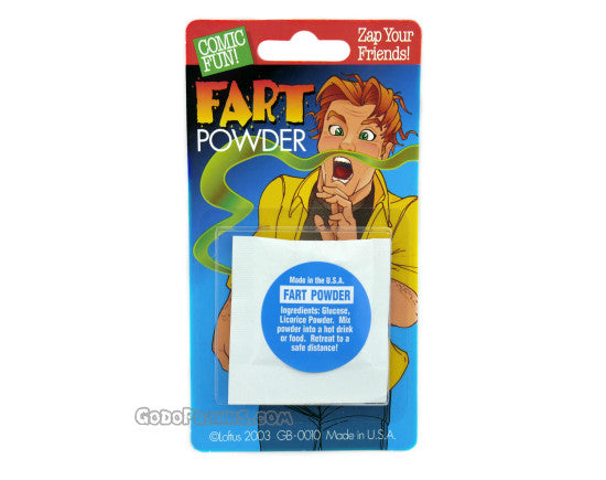 Fart Powder