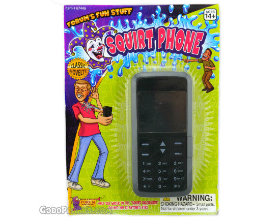 Squirt Phone