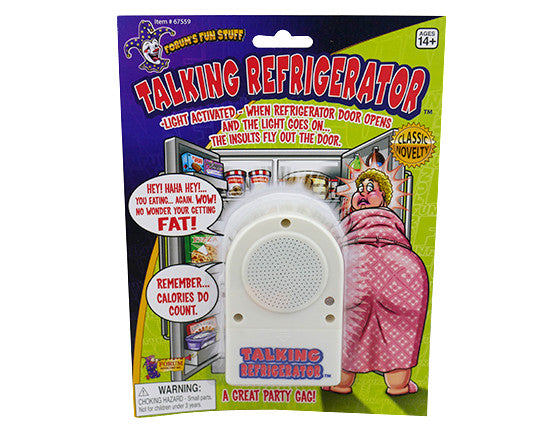 Talking Refrigerator