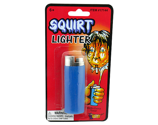 Squirt Lighter