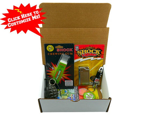 Build-A-Prank-Kit Pick 5 Shock Items