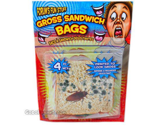 Gross Sandwich Bags