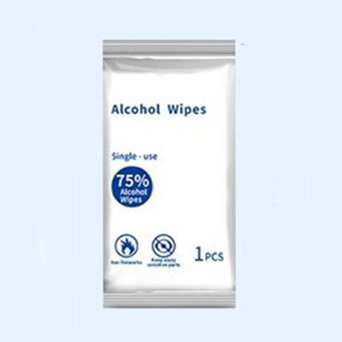 ALCOHOL WIPES (100 PIECES)
