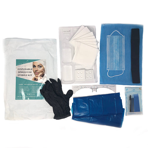 DISPOSABLE STERILE KIT