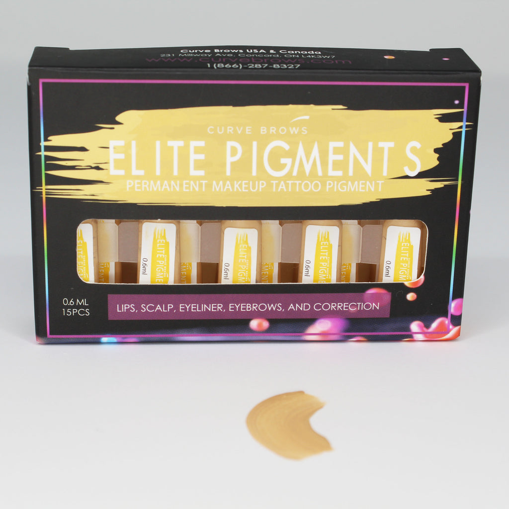 ELITE PMU MACHINE PIGMENT SKIN 0.6ML (15 PIECES)