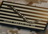 IR First Navy Jack Patch AOR1 DEVGRU Limited ed.