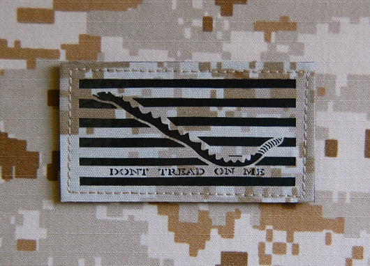 IR AOR1 & AOR2 First Navy Jack Patch